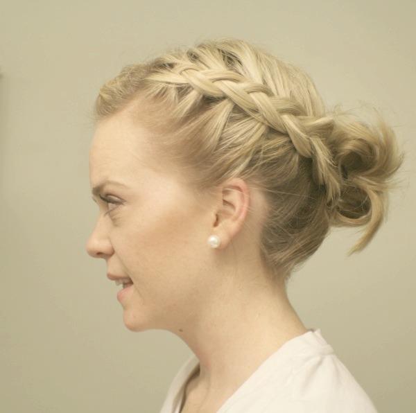Double Dutch Braids Inspired By Emily Blunt Missy Sue