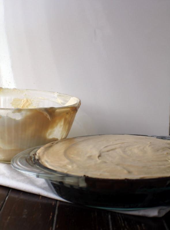 Creamy Peanut Butter Pie | MISSY SUE