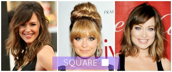 The Best Bangs For Your Face Shape Missy Sue