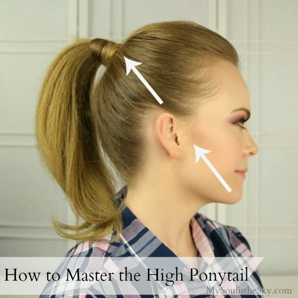 Surprising The High Ponytail Hairstyle Inspiration Daily Dogsangcom