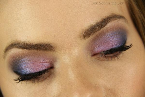 Pink Purple Eyeshadow 2