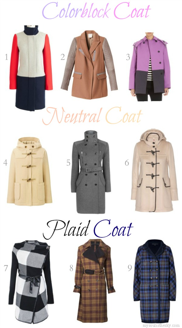 Fall Coat Trends to Try