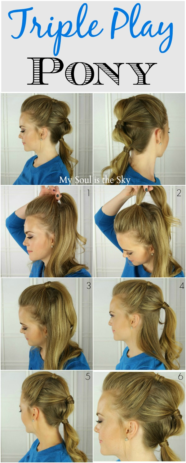 how to style american hair ponytail 6336