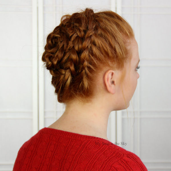 Spiral Headbraid