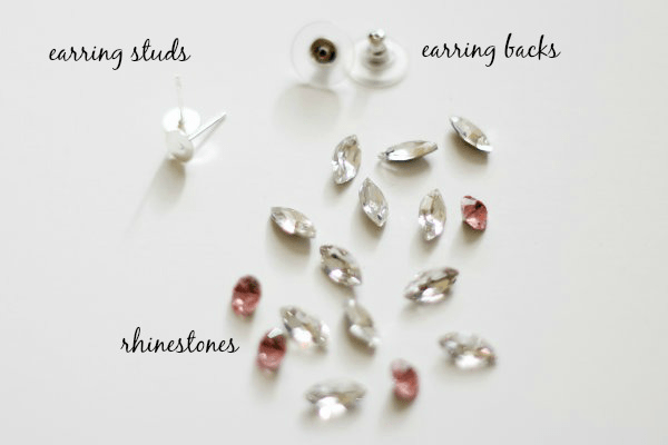 DIY Statement Earrings 3