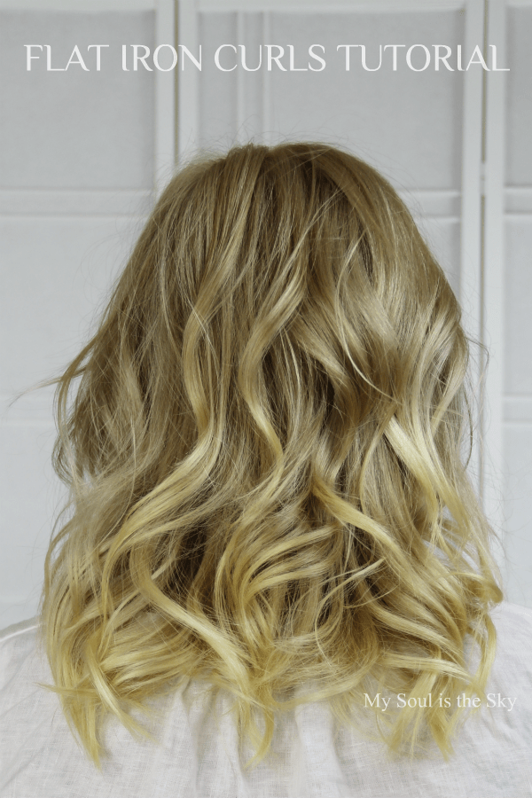 Styles Picture How To Curl Your Short Hair With A Curling Iron Tutorial Share