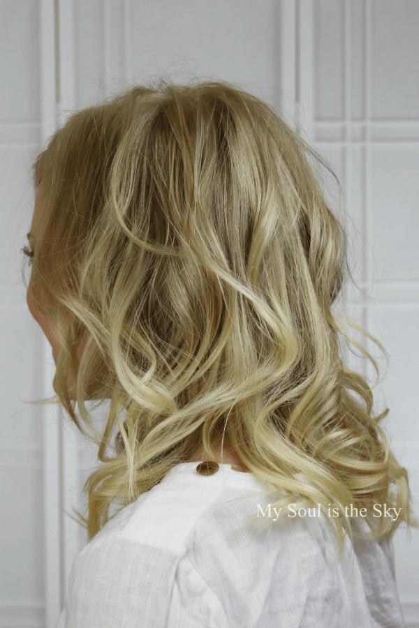 Beauty Basics Flat Iron Curls Missy Sue