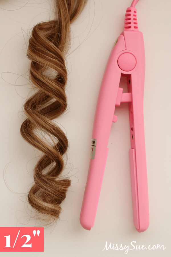 Curling Iron Sizes 12