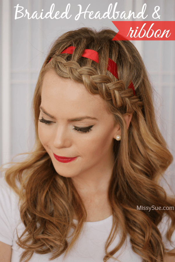 Oct 06, · A French braid headband is just what it sounds like. To create one, you French braid a small section of hair on the front of the head and use it as a headband 76%(24).