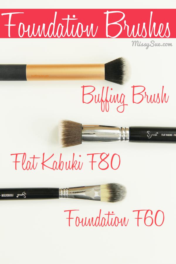 Foundation Brushes 2