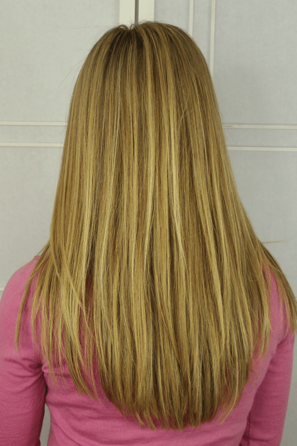 How to Cut and Layer Hair Extensions