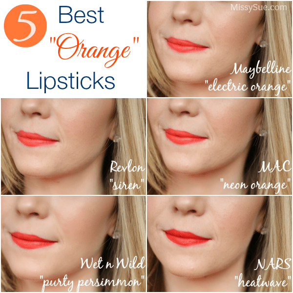 best-orange-lipsticks
