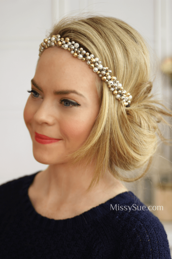 Peachy Tuck And Cover Great Gatsby Style Short Hairstyles Gunalazisus