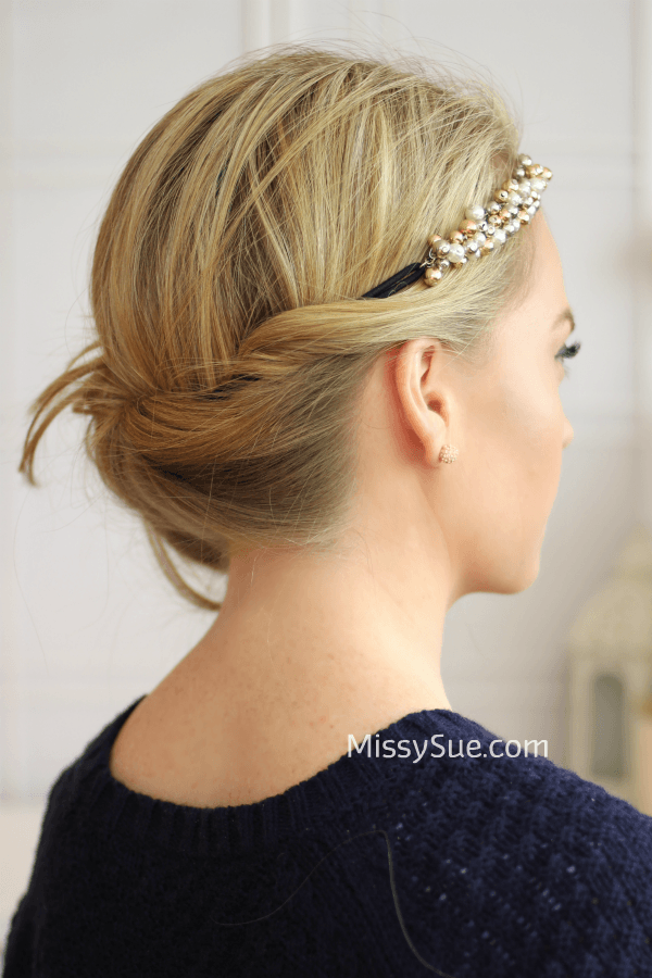 Tuck and Cover Gatsby Style | MissySue.com