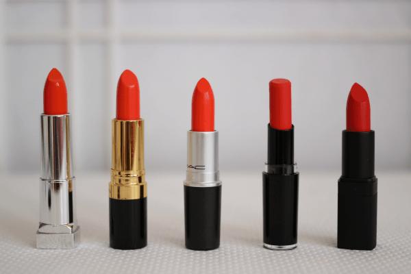Ultimate Orange Lipstick Guide