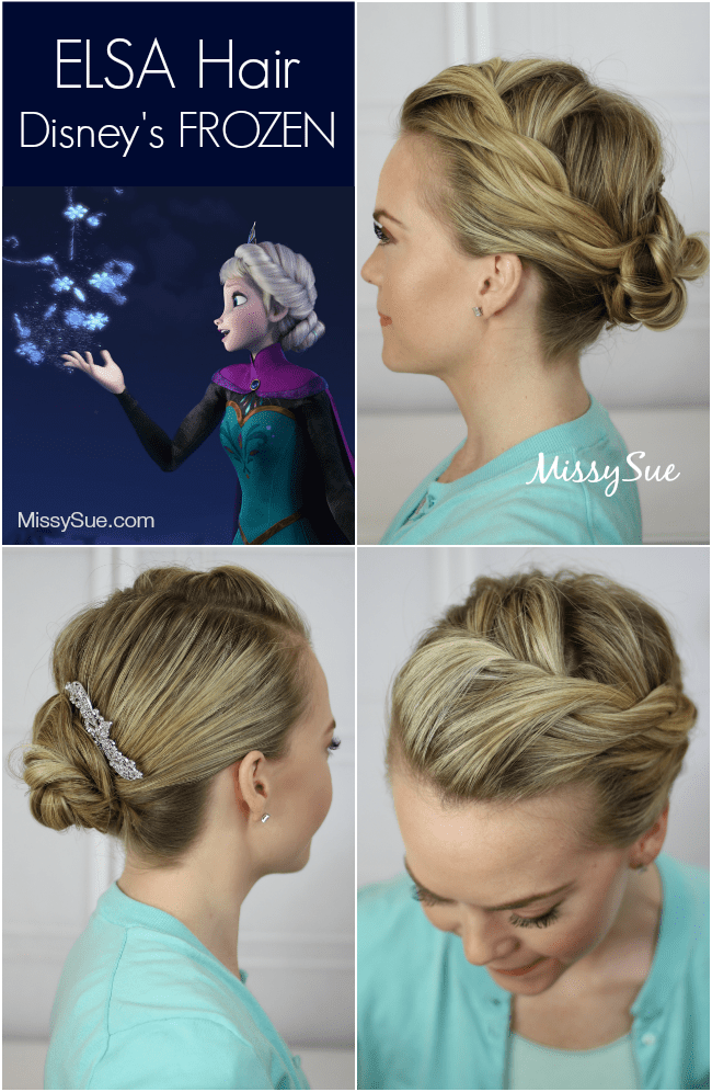 Elsa-hair-disney's-frozen-coronation