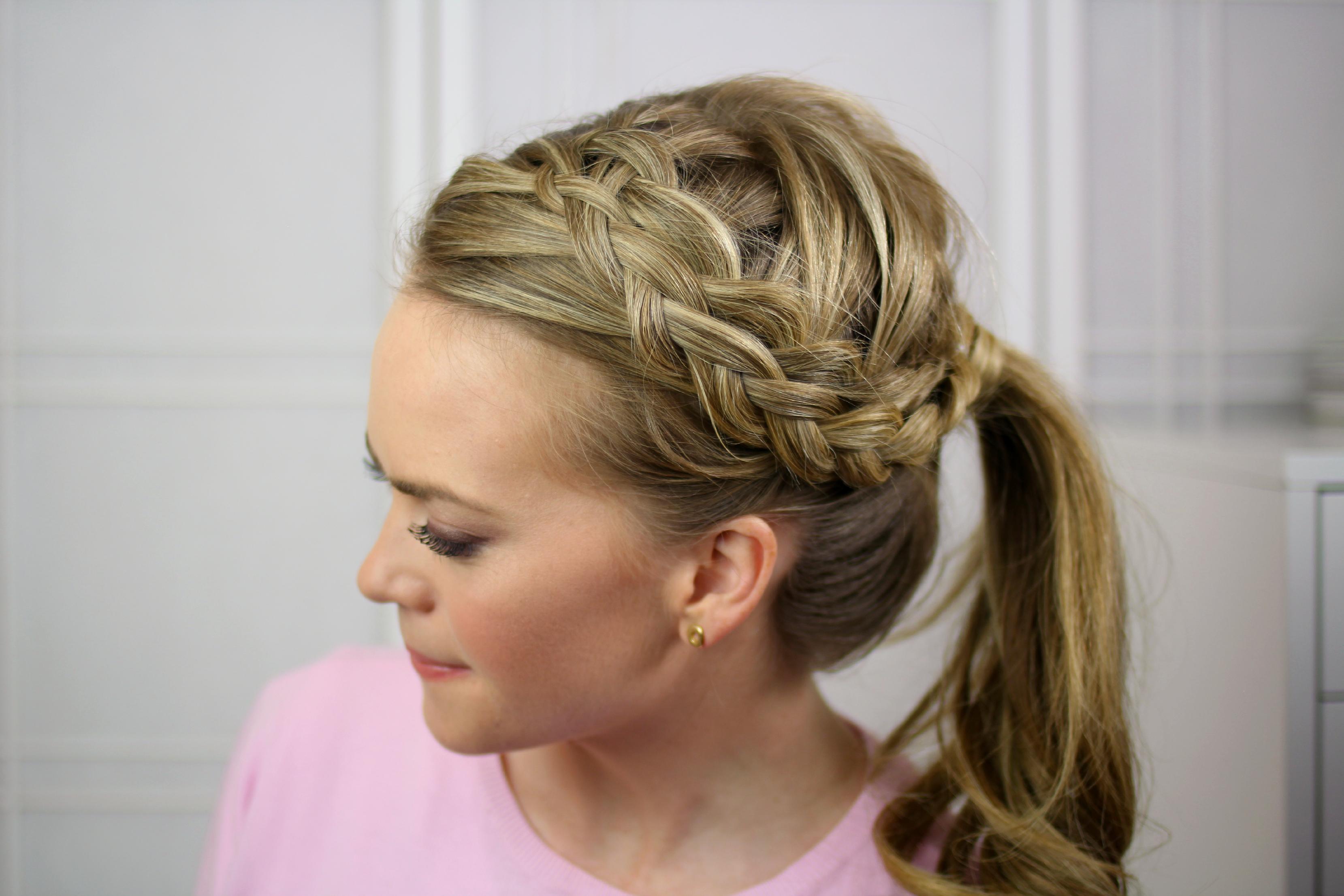 Braid 19-Double Woven Headband Braid | MISSY SUE
