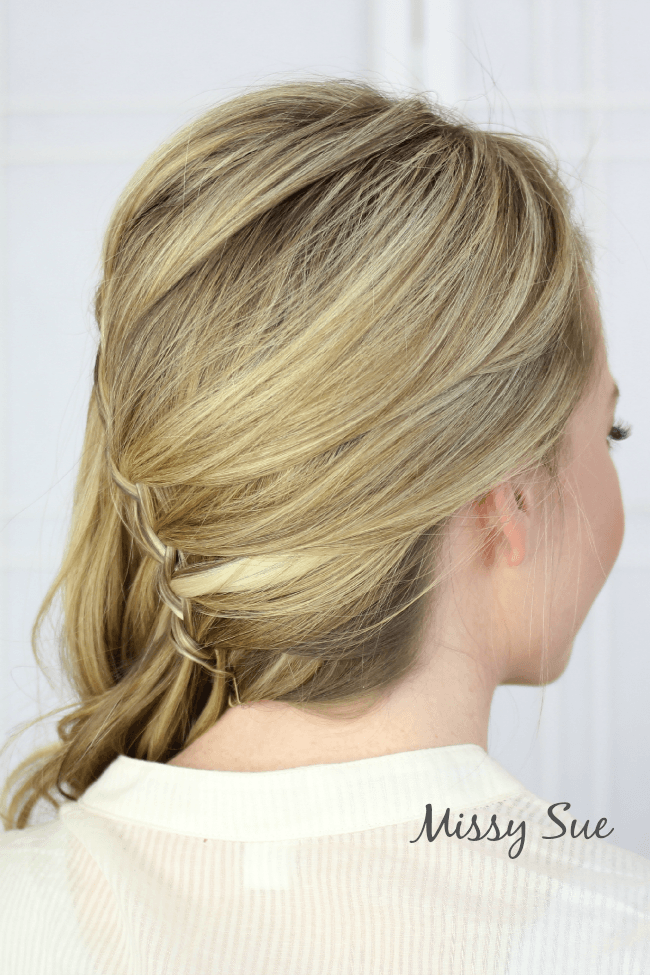 side-swept-waterfall-braid