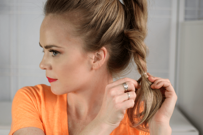 Ponytail Braid | MissySue.com