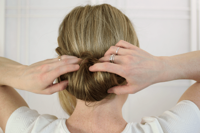 Dutch Headband Hair Tuck | MissySue.com