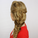 Fancy Fishtail Braid | MissySue.com