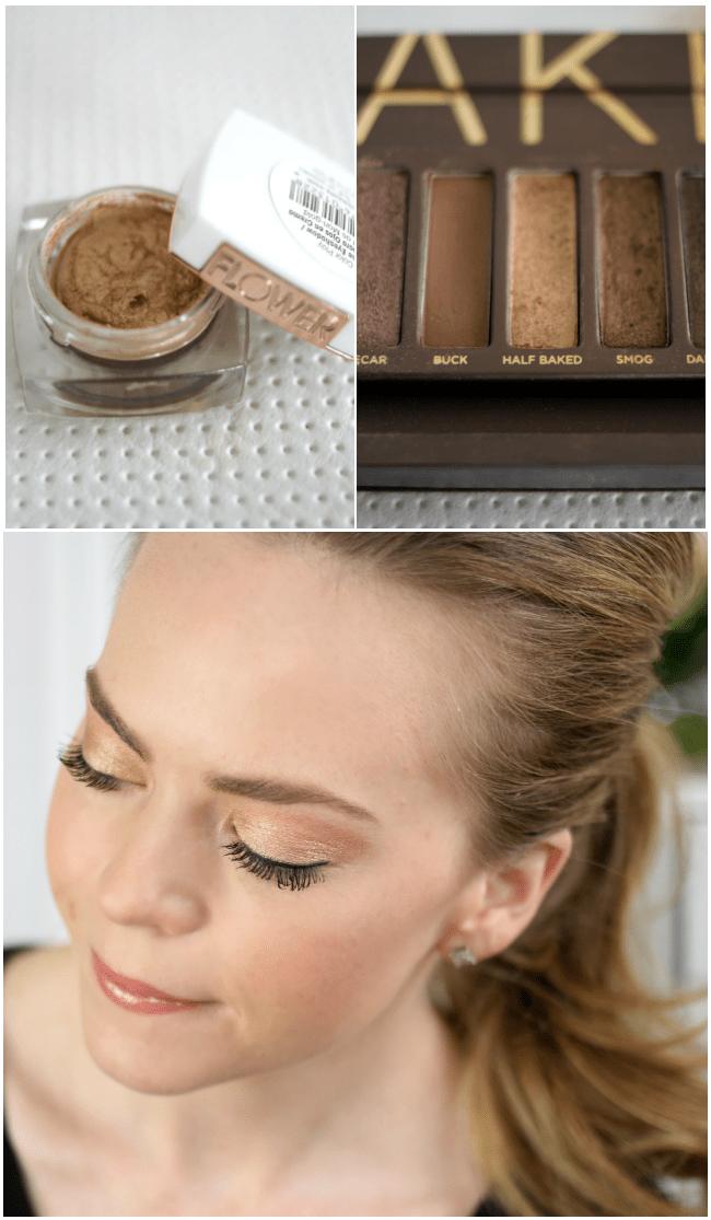 Gold Makeup | MissySue.com