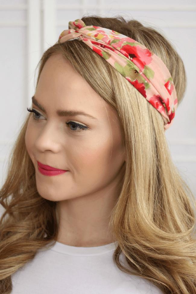 Headband Hairstyles | MissySue.com
