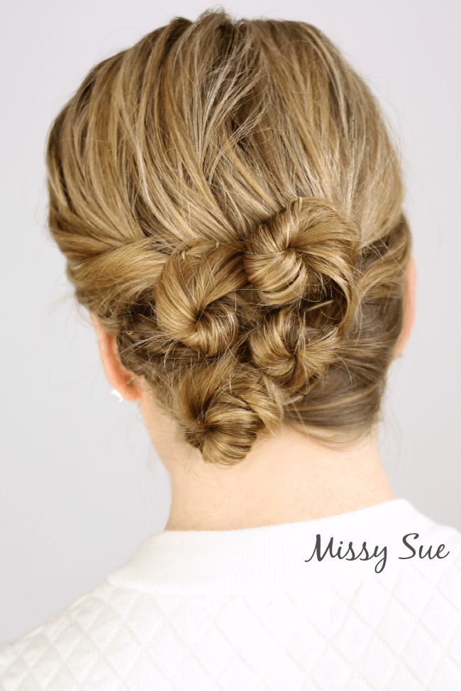 Twisted Updo | MissySue.com