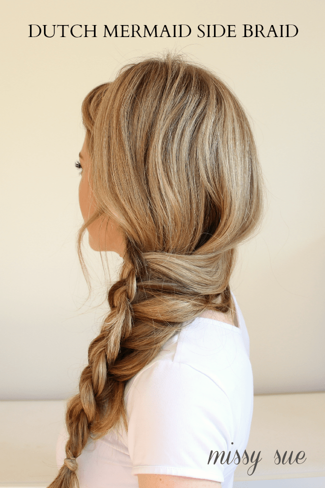 Dutch Mermaid Side Braid | MissySue.com