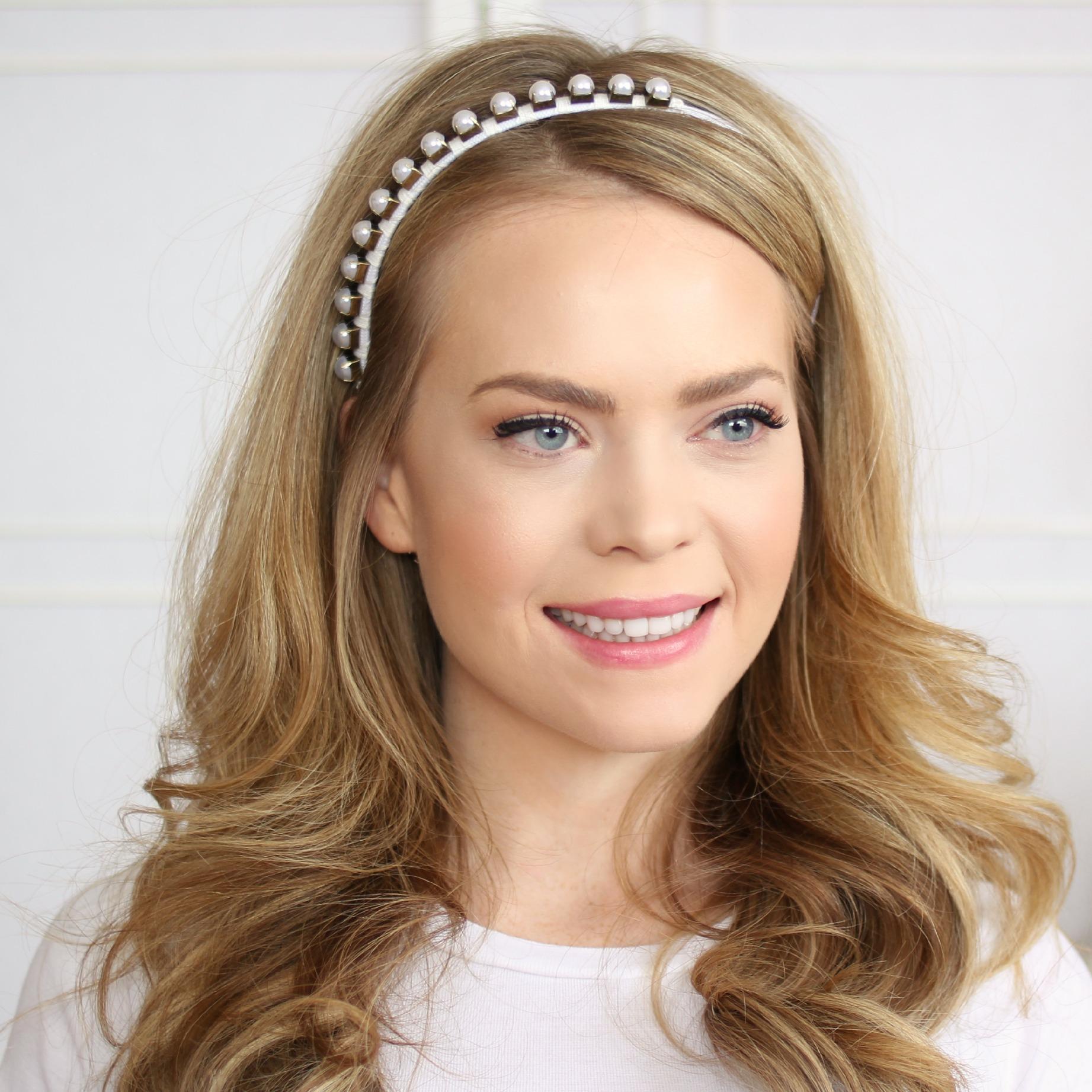 Headband Hairstyle | MISSY SUE
