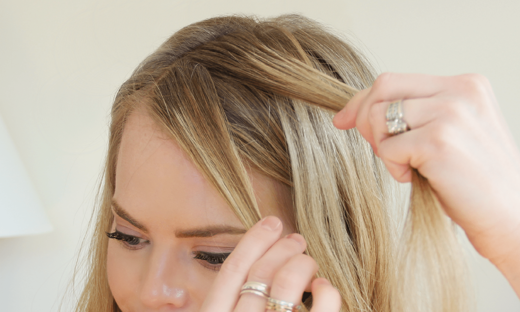 Fishtail French Braid Headband | MissySue.com | MISSY SUE
