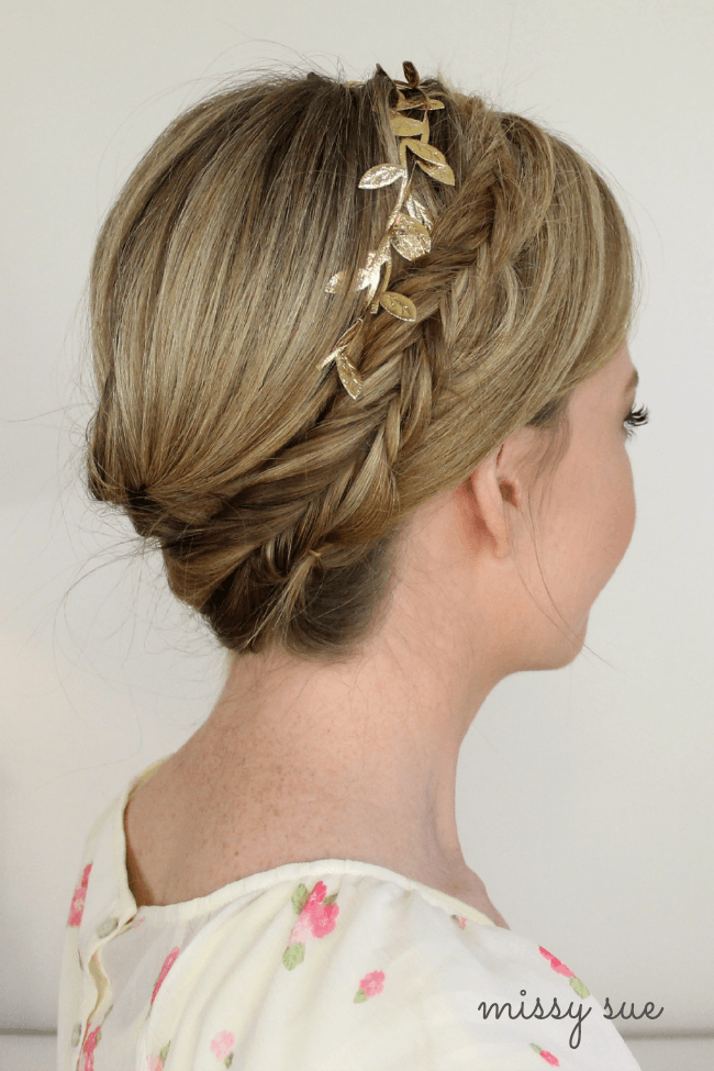 Fishtail Heidi Braids | MissySue.com