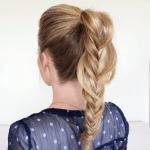 Fishtail Ponytail | MissySue.com