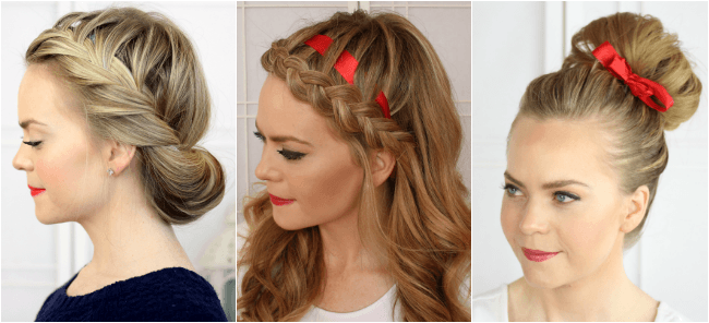 Missy Sue - 10 Hairstyles For The 4th Of July