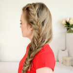 Mermaid Style Fishtail Braid   MissySue.com