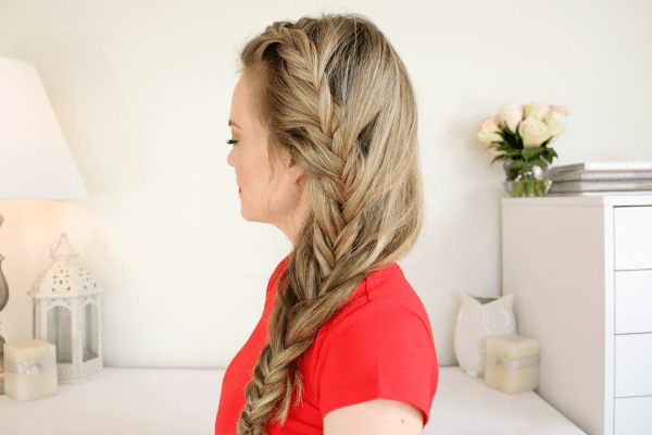 Mermaid Style Fishtail Braid | MissySue.com