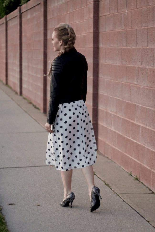 Polka Dot Look 2 | MissySue