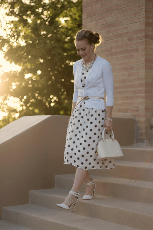Polka Dot Dress | MissySue