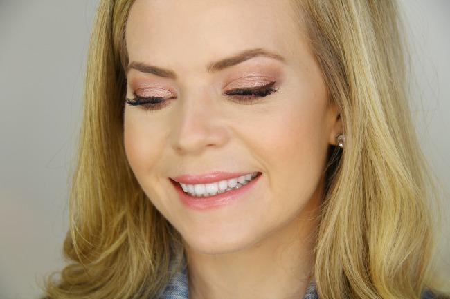 Bronzed Peach Makeup Missy Sue