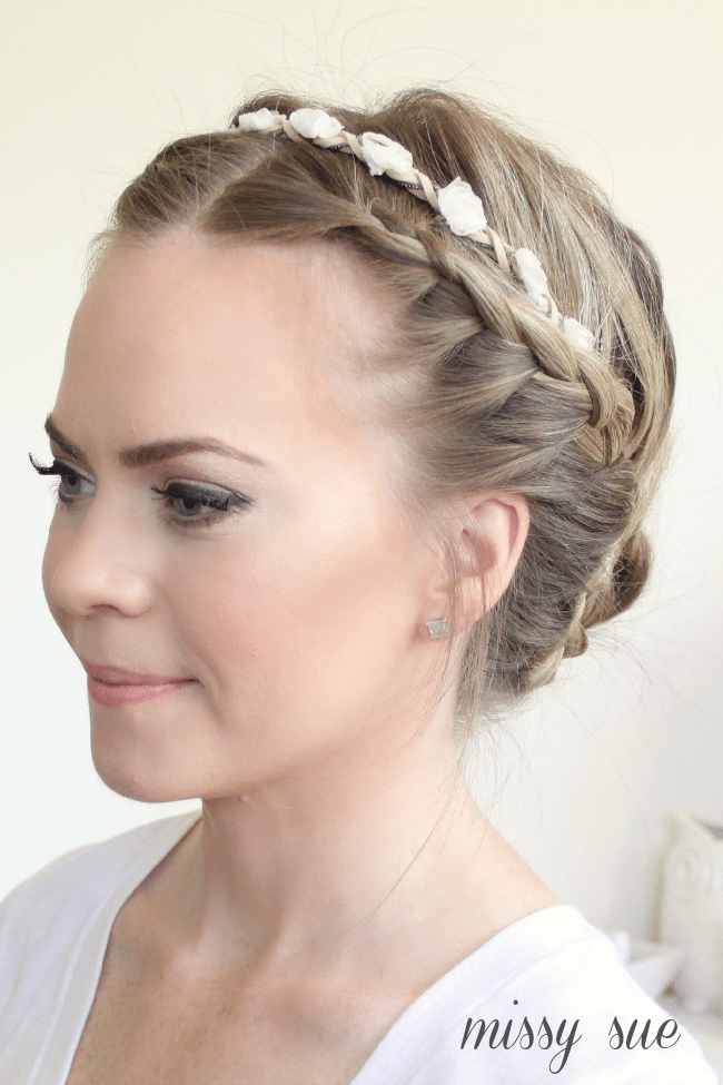 Braided Updo | MissySue