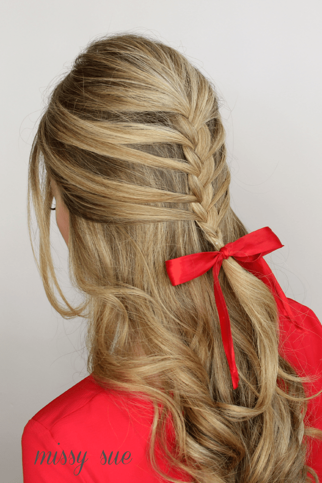 Brigitte Bardot Mermaid Braid
