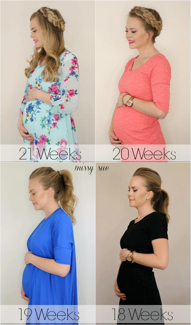 21 Weeks Pregnancy Update