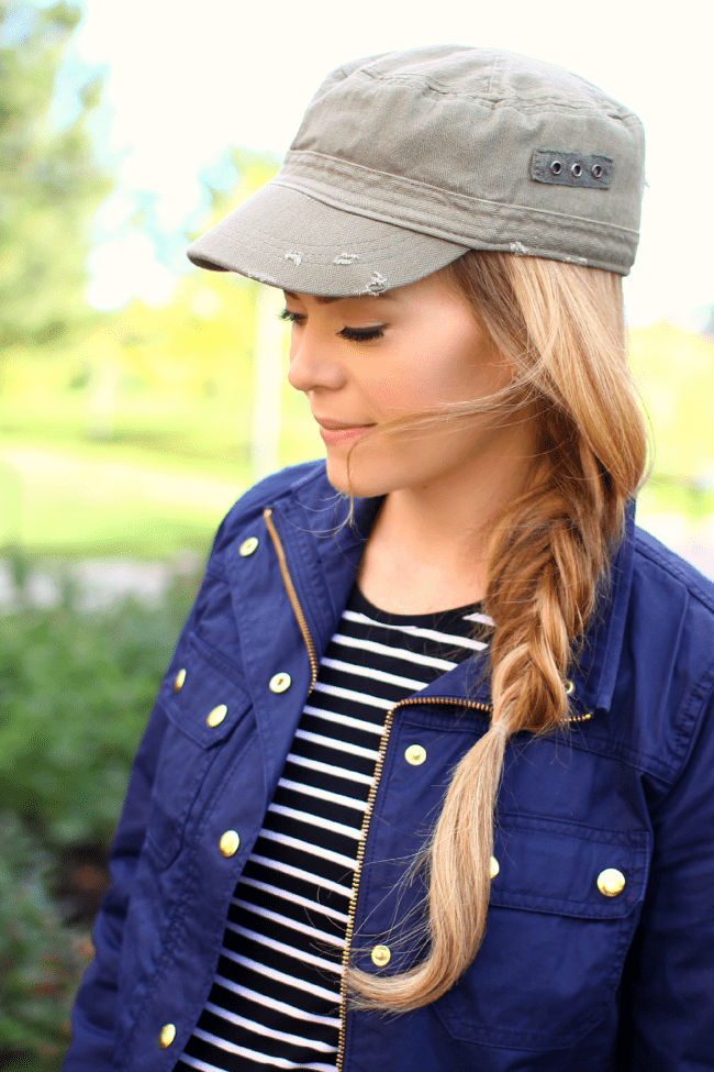 Fishtail Braid | MissySue.com