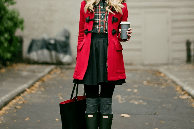 Shop the Look: Red Plaid | MissySue.com