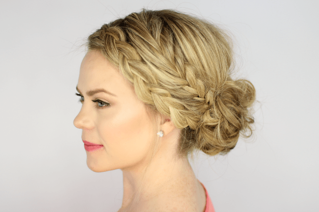 Messy updo hairstyles with plaits inexpensive wodip outstanding messy updo hairstyles for long hair almost inspiration article pmusecretfo Choice Image