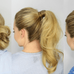 3 Easy 5 Minutes Hairstyles