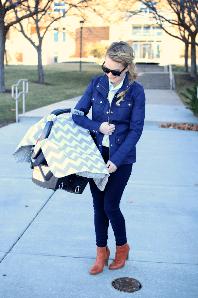 Carseat Canopy Review