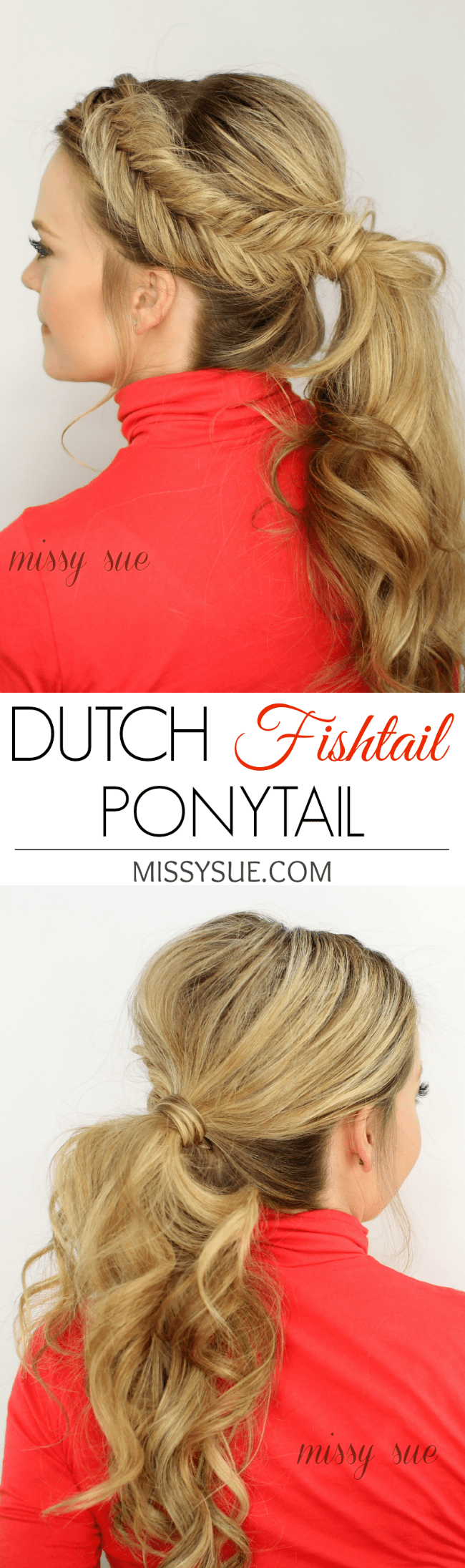 Dutch Fishtail Pony