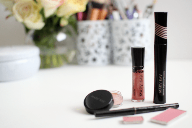 All American Girl Makeup with Mary Kay | MissySue.com