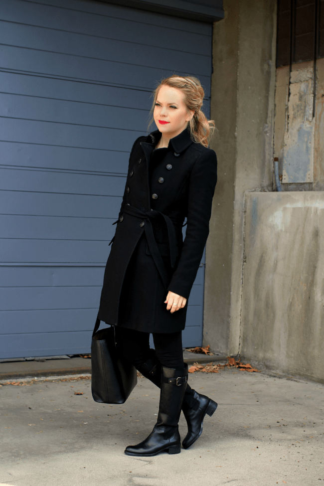 J.Crew Double Breast Coat